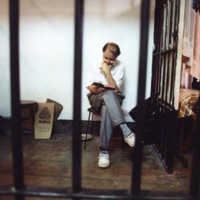 Brasil, 26/05/1992. Edir Macedo. Foto: Epitacio Pessoa Pasta: 52126